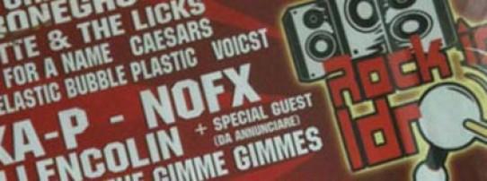 Rock in Idro 2005