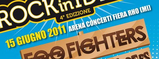 Rock In IdRho 2011
