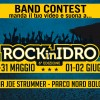Suona con la tua band a Rock In Idro!