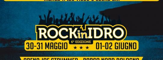 Ecco le band vincitrici del CONTEST che apriranno i concerti di Rock In Idro!